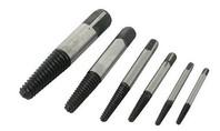 Silverline 6-delige schroefverwijderaar set 3 - 25 mm