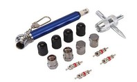 Silverline 14-delige ventiel reparatie set 0,6 - 3,5 bar