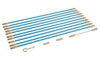 Silverline 13-delige kabel plaats gereedschap set 330 mm