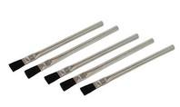 Silverline Soldeer flux kwasten, 5 pk. 15 mm