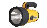 Silverline Oplaadbare Li-ion LED schijnwerper, 1 W LED