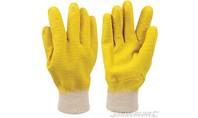 Silverline Handschoenen met volledige latex coating