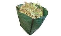 Silverline 'Heavy-Duty' tuin afval zak, 360 liter