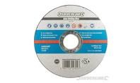 Silverline RVS snijschijven OSA label