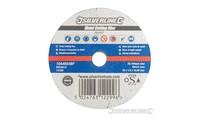 Silverline Metaal snijschijven OSA label