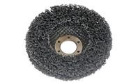 Silverline Polycarbide staalborstel wiel 115mm