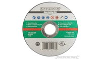 Silverline Steen snijschijven OSA label