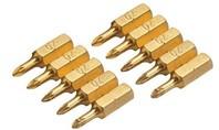 Silverline PZD diamant schroevendraaier bits 10 pk