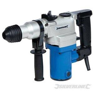 Silverline SDS-Plus boorhammer, 850 W