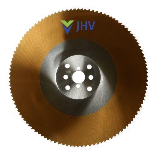 HSS metaalzagen met Tin-coating