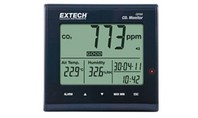 Extech CO100 tafelmodel luchtkwaliteits CO2 meter