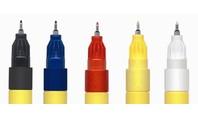 Industrie verf marker superfijn 0,8mm