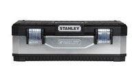 Stanley Galvanised toolbox 26