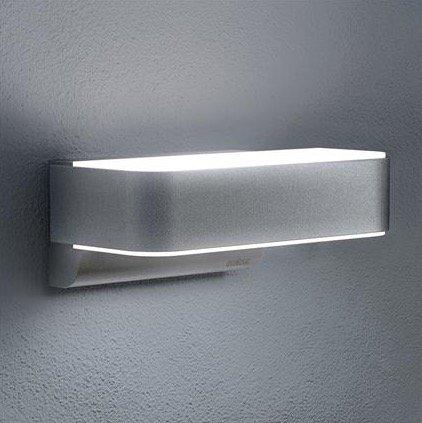 steinel sensor buitenlamp l 810 led ihf zilver mzs gereedschap. Black Bedroom Furniture Sets. Home Design Ideas