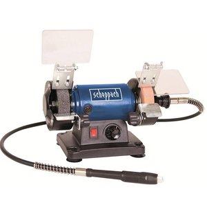 Scheppach Slijp- en polijstmachine 3'' HG34