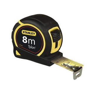 Stanley Rolbandmaat Bimat 8m - 25mm