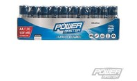 Power master AA super alkaline batterij LR6, 40 pk.
