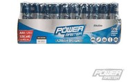 Power master AAA super alkaline batterij LR3, 40 pk.
