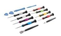 Silverline 16-delige precisie telefoon reparatie set