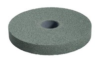 Silverline Groen siliciumcarbide tafelslijpmachine wiel 200 en 150mm