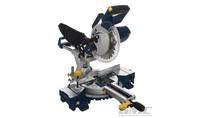 GMC 1800W Dubbele-stang Schuifverstekzaag 210mm