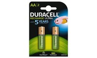 Duracell Duracell Oplaadbare Batterijen Ultra AA 2st.