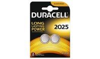 Duracell Knoopcelbatterijen 2025 2st.