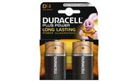 Duracell Alkaline Plus Power D 2st.