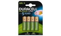 Duracell Oplaadbare Batterijen Ultra AA 4st.