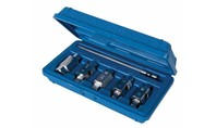 Silverline 6-delige carterplug sleutel set