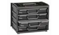 Raaco Handy Box met 4 vakkendozen Silverline