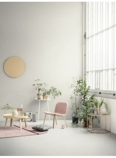 Table Basse Rectangulaire Scandinave ~ Bloomingville Table Basse En Cuivre  Bloomingville