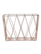 Bloomingville Basket / coffee table - Copper - Bloomingville