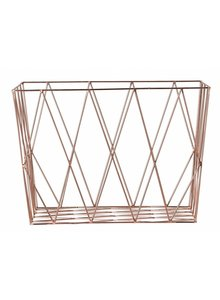 Bloomingville Basket / coffee table - Copper - Bloomingville