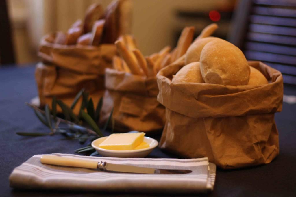 Uashmama Washable Paper Bag - Natural / Brown - Uashmama