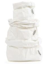 Uashmama Washable Paper Bag - White - Uashmama