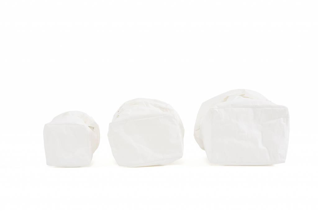 Uashmama Sac en Papier Lavable blanc - Uashmama