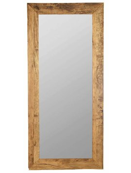 House Doctor Miroir en bois - 95x210cm - House Doctor