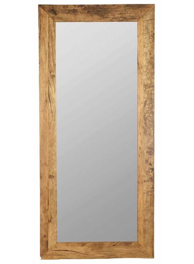 House Doctor wooden mirror - 95x210cm - House Doctor