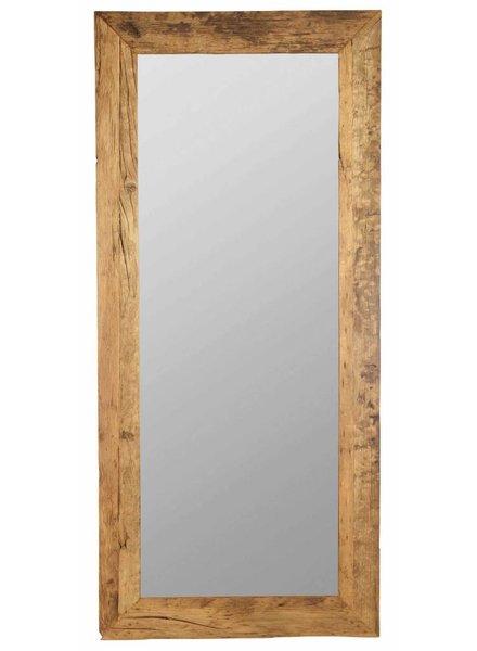 House Doctor Miroir en bois - 95x210cm - House Doctor