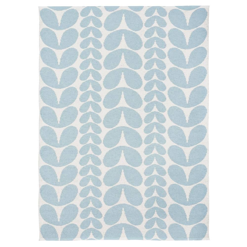 tapis karin bleu clair 150x200 cm brita sweden. Black Bedroom Furniture Sets. Home Design Ideas