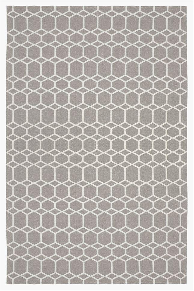 brita sweden tapis ingrid gris 200x300 cm brita sweden - Tapis 200x300