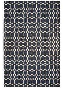 Brita Sweden Ingrid Black 200x300 cm-Brita Sweden carpets