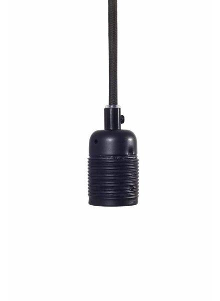 Frama Kit de Suspensión cable/enchufe E27 - Negro Mate-Frama