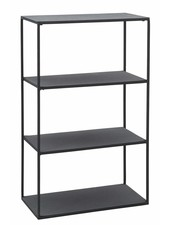 House Doctor Rack metal black - h80 cm - House Doctor
