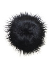 HK Living icelandic cushion- Black - 35cm - HK Living