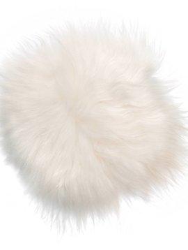 HK Living icelandic cushion- White - 35cm - HK Living