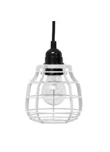 HK Living Lampe suspension LAB - blanc - HK Living