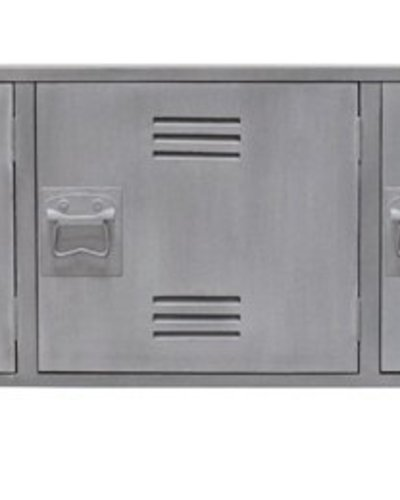 Meuble TV scandinave industriel bois - gris - HKLiving - Petite Lily  Interiors 262f1461c1ef