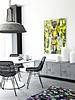 HK Living Mueble de TV Escandinavo - Industrial de madera - Gris - HK Living